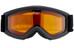 Alpina Carat goggles Kinderen DH/S2 zwart